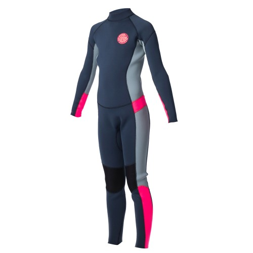 Dawn Patrol Girl 4/3 Back Zip 2019