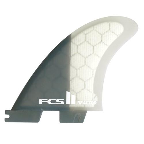 FCS II Reactor PC Quad Rear Fins