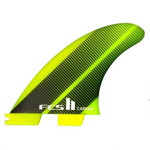 FCS II Carver Neo Glass Tri Fins
