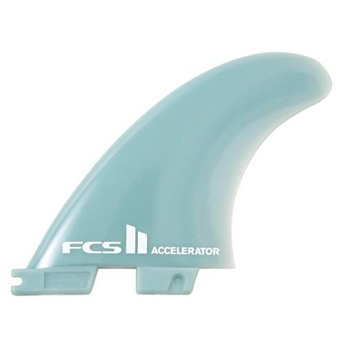FCS II Accelerator Glass Flex Tri Fins
