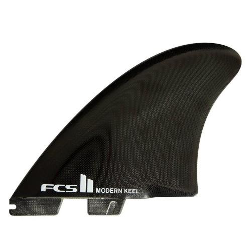 FCS II Modern Keel Twin Fins
