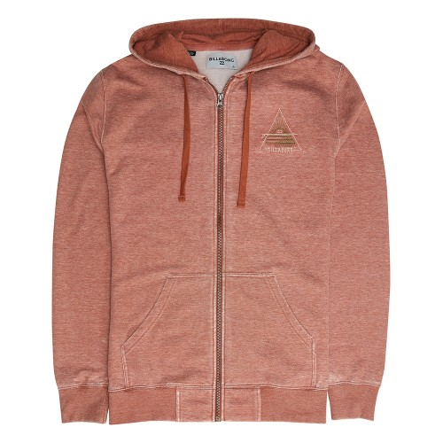 Sweat à capuche Curved Zip