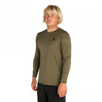 T-shirt de surf anti-UV...