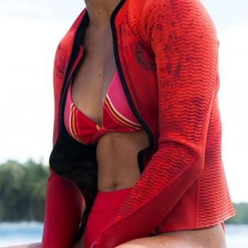 Veste de surf pour Femme Peeky