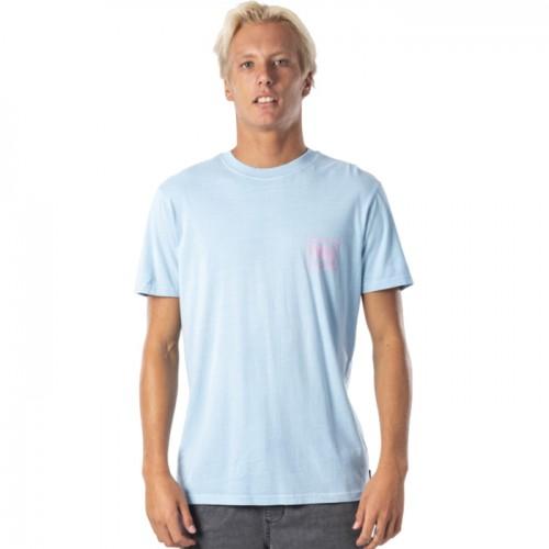 T-Shirt Native Glitch