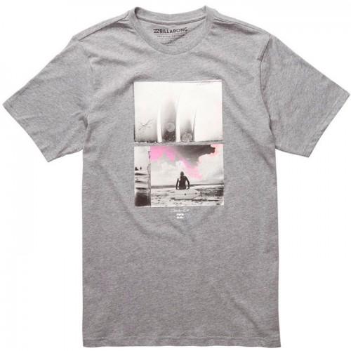 T-Shirt manches courtes pour Homme Quiver