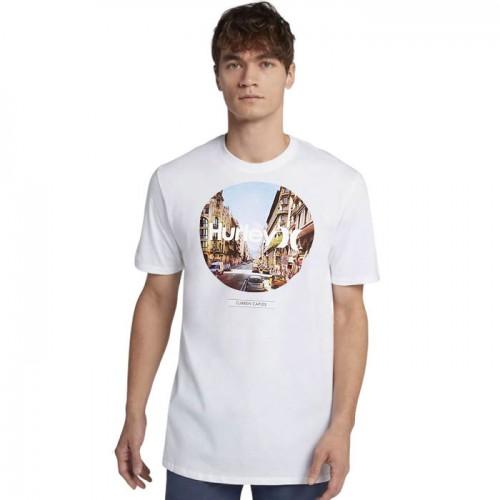 T-Shirt Manches Courtes Curren Caples Photo