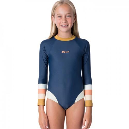 Combinaison Teen Long Sleeve UV Back Zip