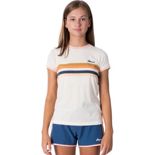 T-Shirt Gril Keep Surfin Tee