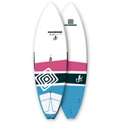 """Surf High Voltage 7'4"""" x 26"""" 2018 Occasion"""
