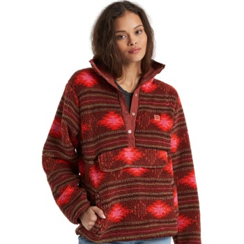 Pull Sherpa pour Femme...
