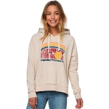 Sweatshirt A Capuche Honey