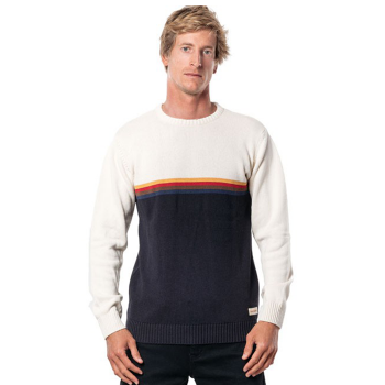 Sweat col rond Surf Revival...
