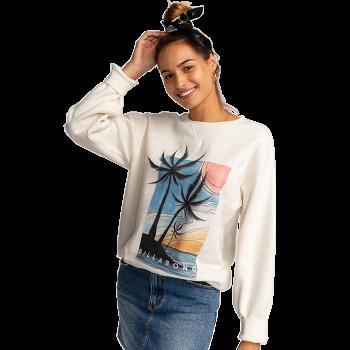 Sweatshirt pour femme Palmada