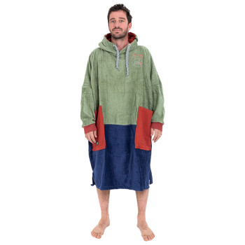 Poncho Manches Longues...