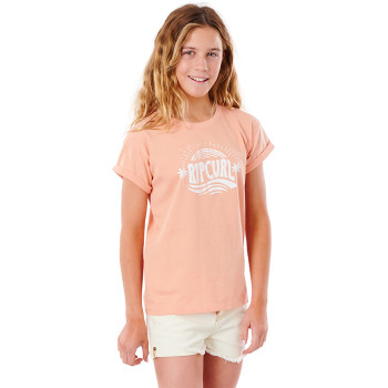 T-shirt pour fille Sunny Day