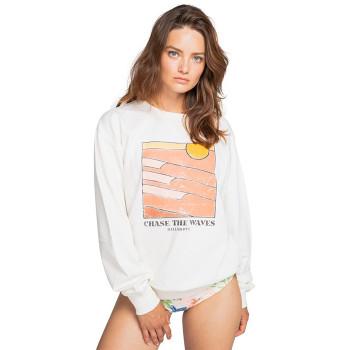 Sweatshirt pour femme Wave...