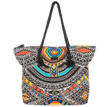 Tribal Myth Beach Bag