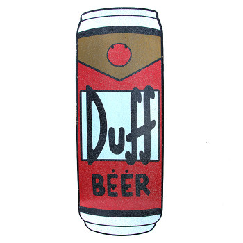 Cruiser Simpsons Duff Can...