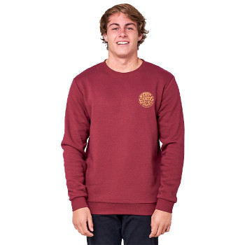 Sweat col rond Os Printed
