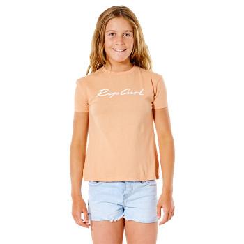 T-Shirt pour fille Sunset...
