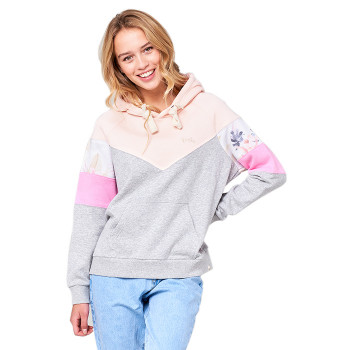 Sweatshirt à capuche Zenika...