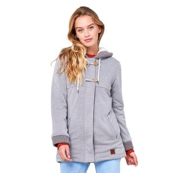 Manteau à capuche Vamos Cosy