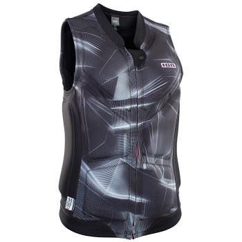 Lunis Vest Women Front Zip...