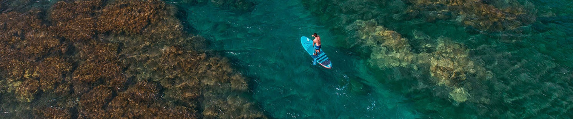 Stand Up Paddle gonflable Allround - SwellAddiction