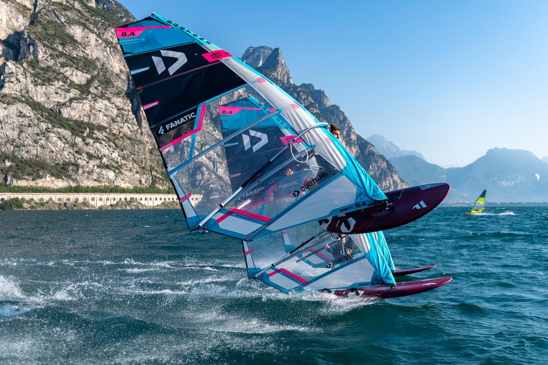 Fanatic Falcon Slalom TE 2021 image d'ambiance