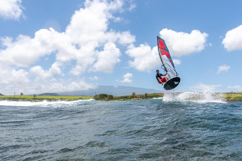 Fanatic FreeWave TeXtrem Windsurf vagues