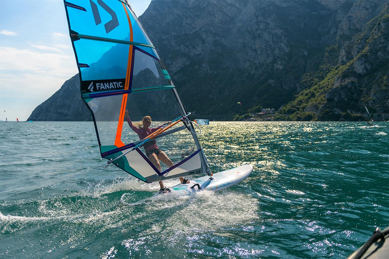 Windsurf Freeride Gecko HRS 2021