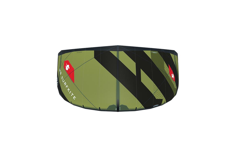 HB Surfkite aile Legion II 2021 Kitesurf Vert