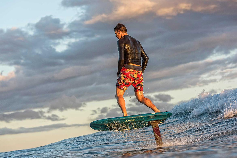 KT Drifter F Planche Surf foil 2021
