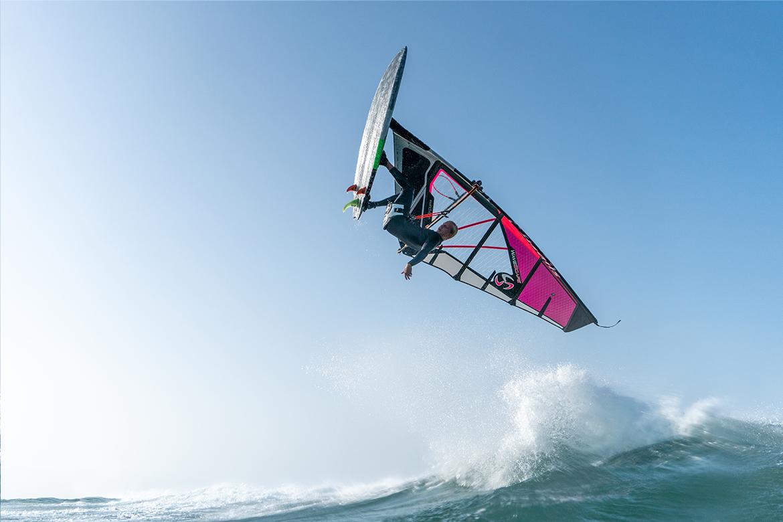 Wavescape Loftsail 2021 windsurf vague