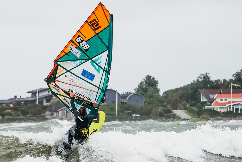 F-wave flotteur Patrick Windsurf