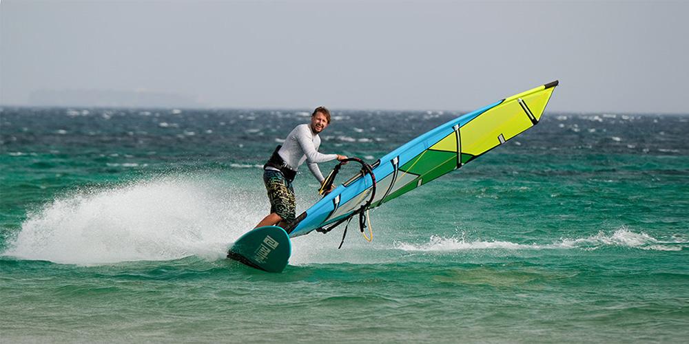 Flotteur f-cross 2021 Patrik Windsurf