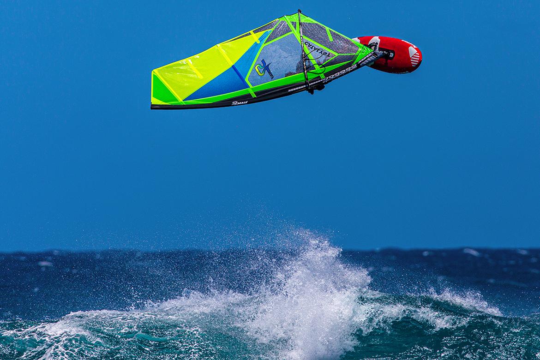 Voile windsurf vague Catalyst S2Maui 2021