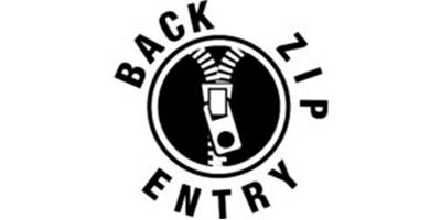 Back Zip entry Sooruz
